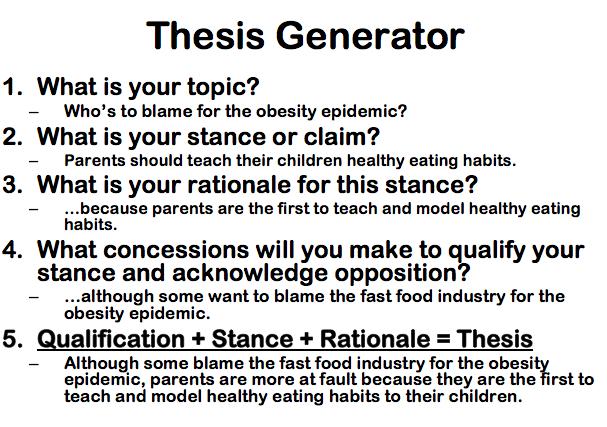 Literary Analysis -- Analytical Essay